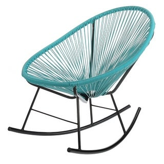 Acapulco Rocking Chair, Blue