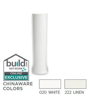 American Standard 0029.000  Estate Pedestal Leg Only for 0900.00X Sinks