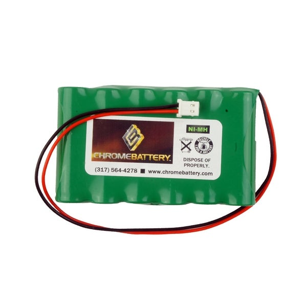 Emergency Lighting Replacement Battery for Interstate - NIC1247