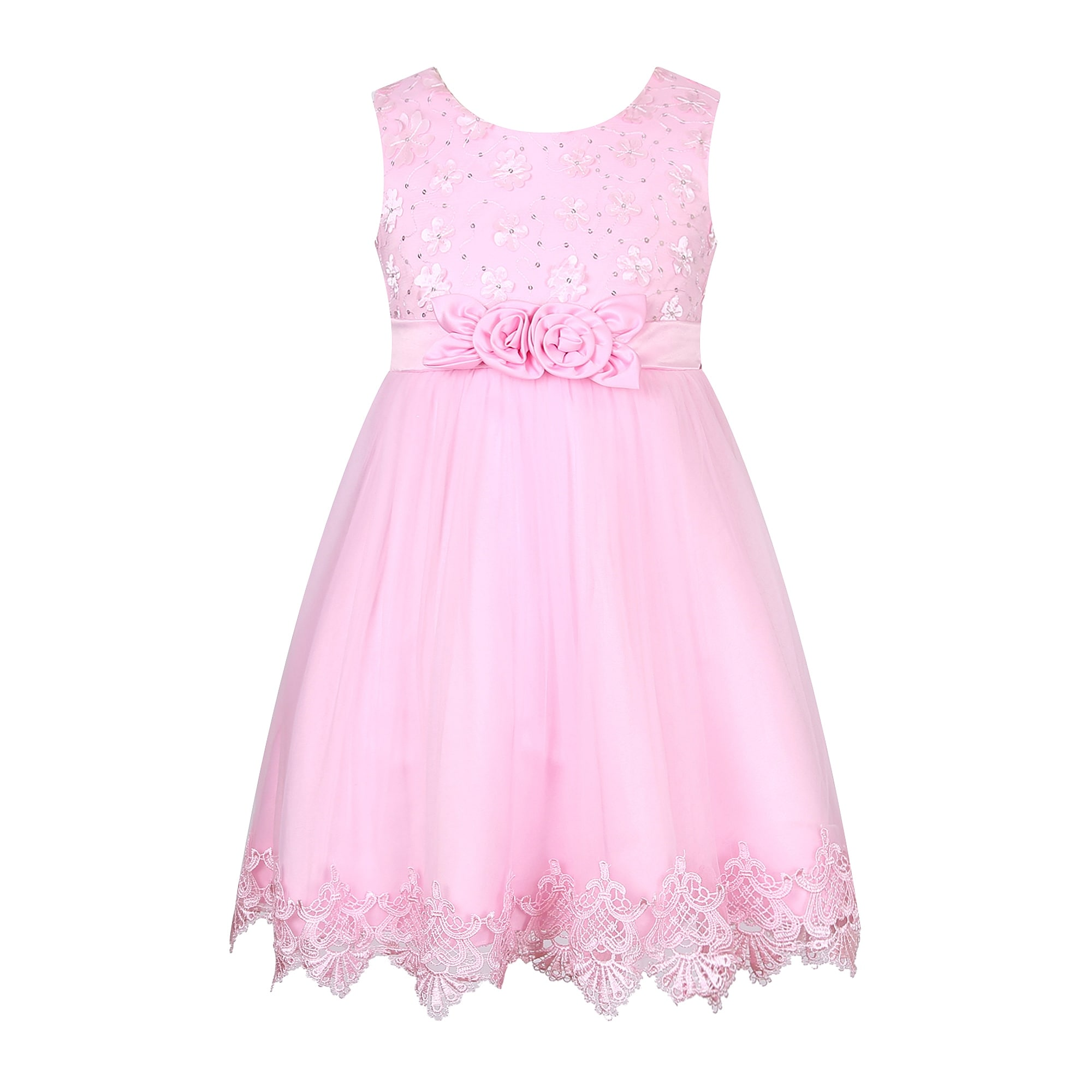 9672e6d1dae00 Buy Pink Girls' Dresses Online at Overstock | Our Best Girls' Clothing Deals