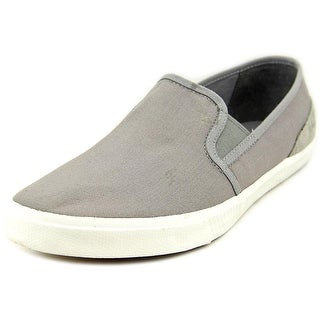 Timberland Earthkeepers Hookset Men Round Toe Canvas Gray Loafer