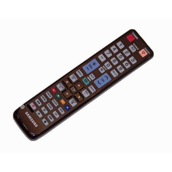 OEM Samsung Remote Control: PN58C550G1FXCA, PN58C550G1FXZA, PN58C550G1FXZAUY01, PN58C550G1FXZC, PN58C590, PN58C590G4F