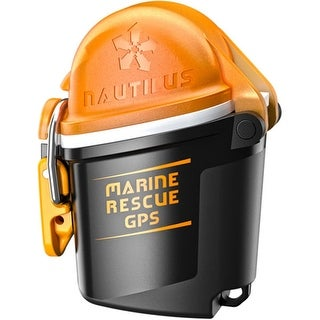 Nautilus Lifeline GPS Radio Orange