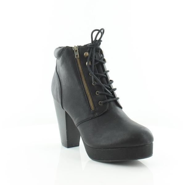 1e4adb6818e13 Shop Material Girl Rheta Women s Boots Black - Free Shipping On ...