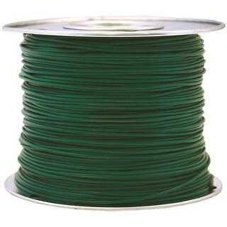 Coleman Cable 55835023 Primary Wire, 18 Gauge, 100', Green