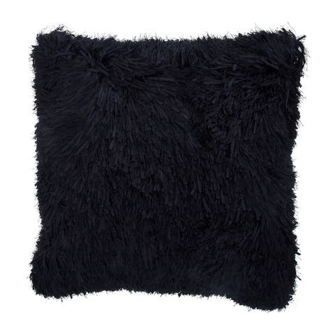 Shaggy Square Pillow