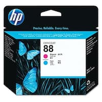 HP 88 Magenta & Cyan Original Printhead (C9382A) (Single Pack)