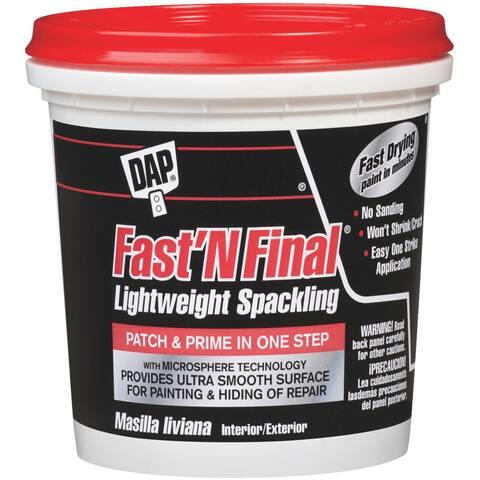 DAP Fast & Final Spackling