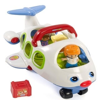 Little People(R) Lil' Movers(TM) Airplane