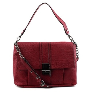 French Connection Izzy Women Synthetic Messenger - Red