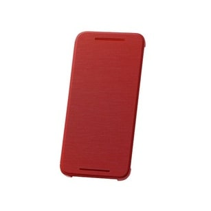 HTC Flip Case for HTC One (E8) - Red