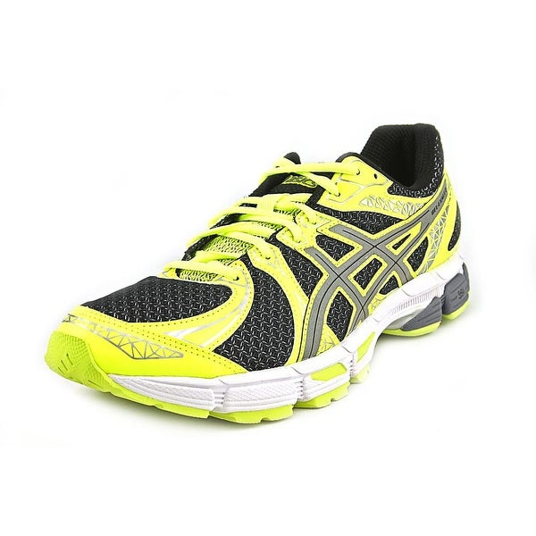 Asics Gel-Exalt 2 Liteshow Men  Round Toe Synthetic Black Running Shoe
