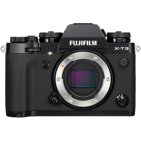 Fujifilm X-T3 Mirrorless Digital Camera (Body Only)