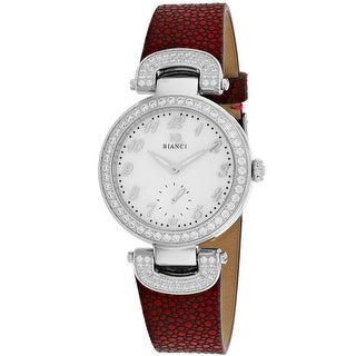 Roberto Bianci Women's Alessandra RB0613 Mother of Pearl Dial watch