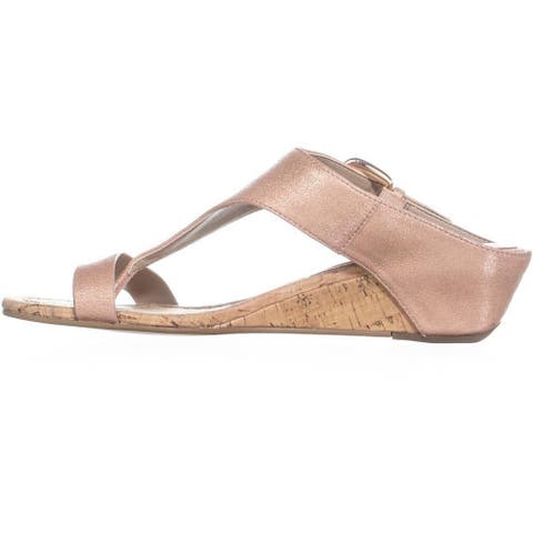 Donald J Pliner Womens Doli4 Leather Open Toe Casual Slide Sandals