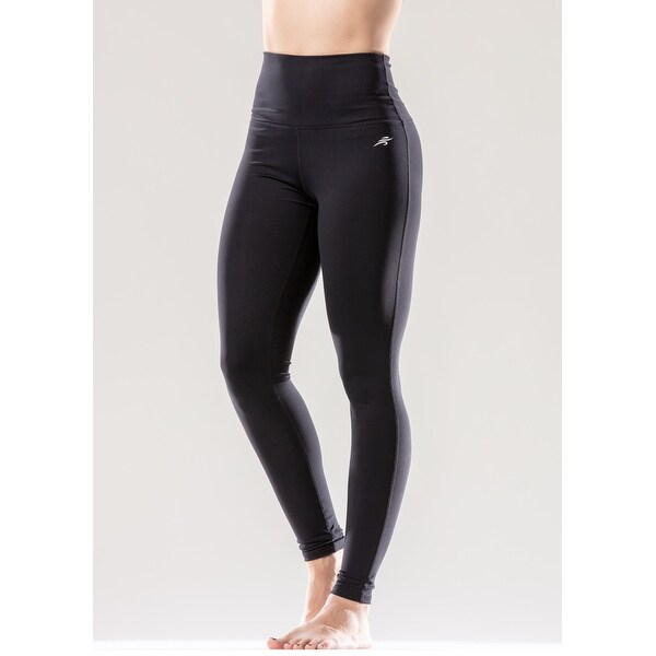 Inspire High-Waisted Full-Length Athletic Leggings
