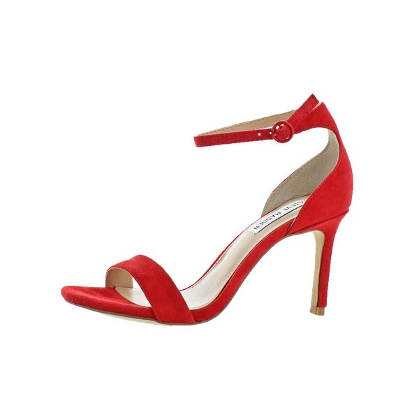 0fcd42d5024 Shop Steve Madden Womens Fame Evening Sandals Padded Insole Open Toe ...