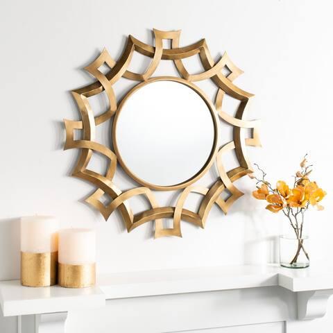 "Safavieh 32"" Audra Sunburst Mirror"