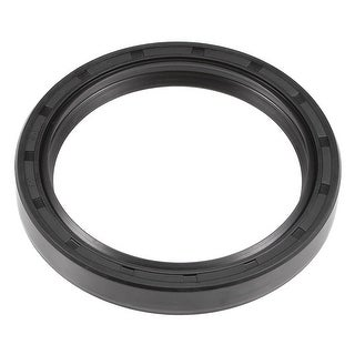 Oil Seal, TC 60mm x 75mm x 10mm, Nitrile Rubber Cover Double Lip - 60mmx75mmx10mm