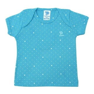 Baby Shirt Infants Unisex Polka Dot Tee Pulla Bulla Sizes 0-18 Months