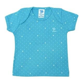 Baby Shirt Infants Unisex Polka Dot Tee Pulla Bulla Sizes 0-18 Months