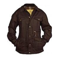 StS Ranchwear Western Jacket Womens Leather Grandale Brown