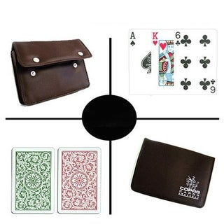 Brybelly Holdings GCOP-203.912 1546 GB Poker Regular Leather Case