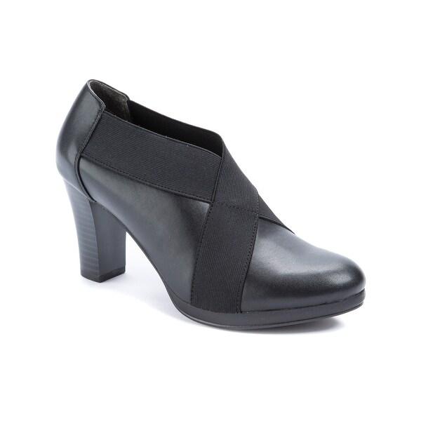 Andrew Geller KELL Women's Heels Black