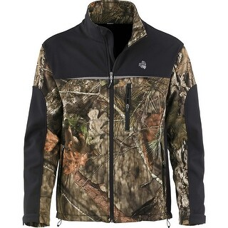 Legendary Whitetails Mens Camo Hurricane Softshell Jacket