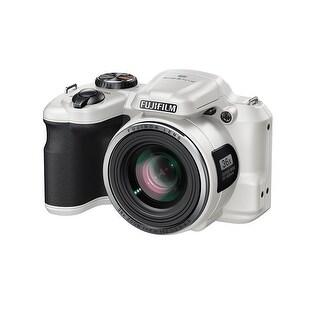 Fujifilm FinePix S8600 Camera - White (16MP, 36x Optical Zoom) 3 inch LCD