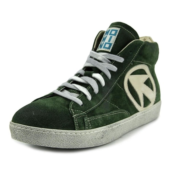 Momino Kusna Ocra Men Crosta Verde Sneakers Shoes