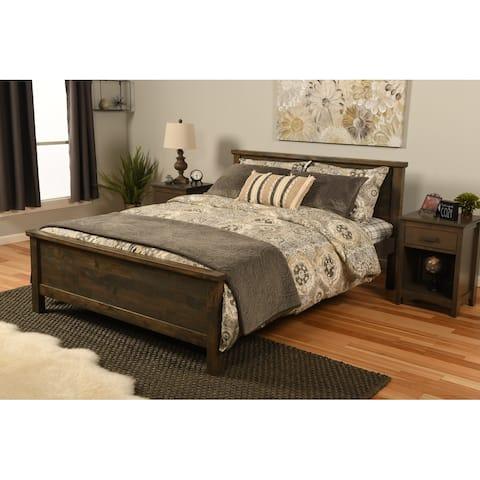 Somette Torquey Queen-Size Bed