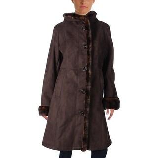 Gallery Womens Long Coat Winter Water Repellant