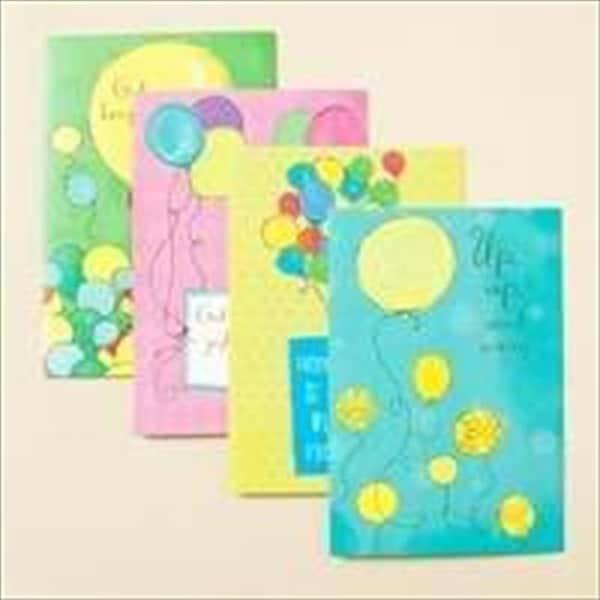 Shop Dayspring Cards 110473 Card Boxed Bday Balloons