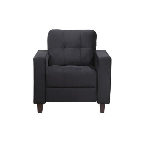 Sofa Set Morden Style Couch Furniture Upholstered Armchair, Loveseat and Three Seat for Home or Office