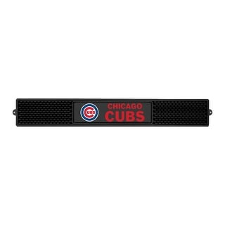 "Chicago Cubs Drink Mat 3.25""x24"""