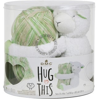 Dmc Hug This! Yarn-Lamb