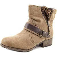 Jellypop Smarty Women  Round Toe Synthetic  Ankle Boot