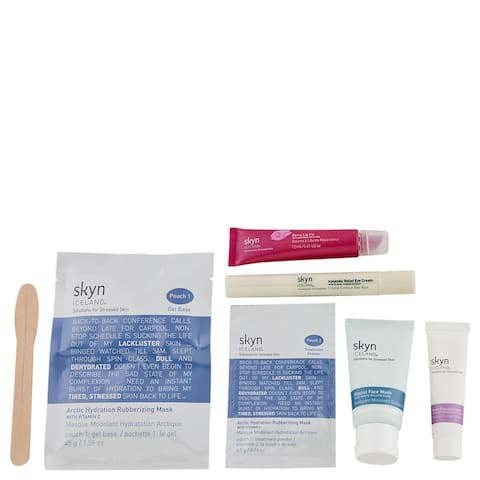 Skyn Iceland Hydration Kit for Dry Stressed Skin - Multi sizes