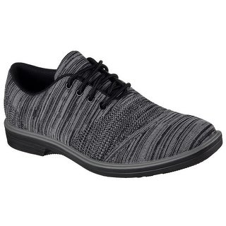 Skechers 68250 BKCC Men's STARCROSS Oxford