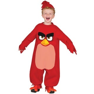 Rubies Red Toddler Costume