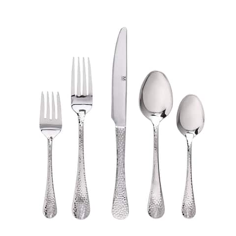 Flatware Stainless Steel 20PC Set Chicago - None