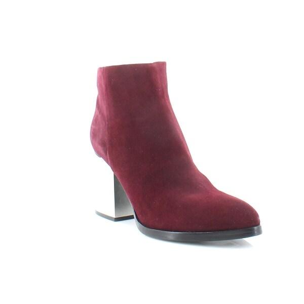 Alexander Wang Gabi Women's Boots Burgundy