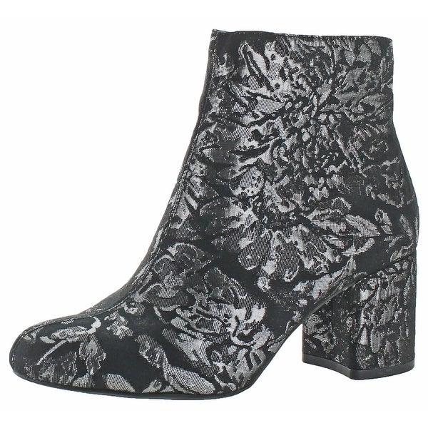 Jessica Simpson Ruella Women's Floral Booties Boots