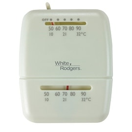 White Rodgers M30 Heat Only Thermostat, 24 V