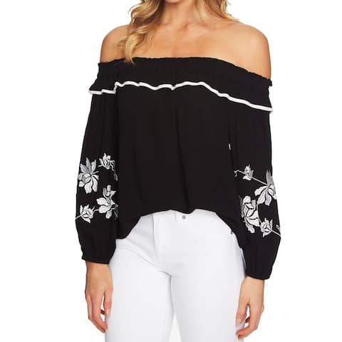 35abb88cdbc766 CeCe Tops | Find Great Women's Clothing Deals Shopping at Overstock