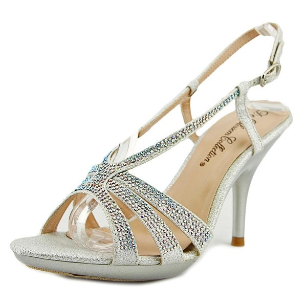 De Blossom Collection Lin-103 Open Toe Synthetic Sandals