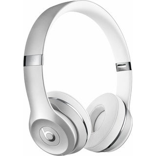 Beats by Dr. Dre - Beats Solo 3 Wireless Headphones silver