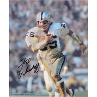 Signed Biletnikoff Fred Oakland Raiders 8x10 Photo autographed
