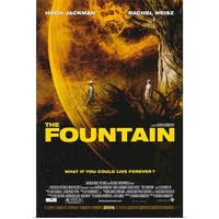 Poster Print entitled The Fountain (2006) - Multi-color